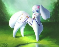 Fluffy Dolly Horsey by Hanszs
