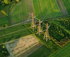 Aerialphoto - High Voltage by Aero73