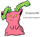 Gregory the Hoppip by Raysaur