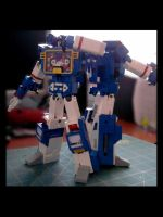 soundwave restyling 2 by Mazingerzetto