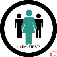 ladies first by asiaq