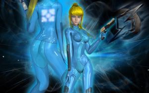 Zero Suit Samus by Primantis