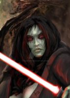 Sith Warrior by Grappo77