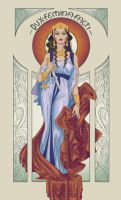 Dido of Carthage by 0torno