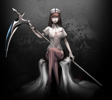Nurse of Doom by Nawol