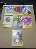 hand drawn yugioh cards by Zodia2