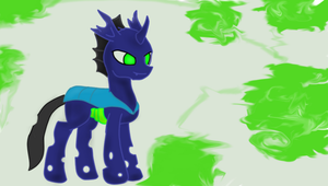 MLP FIM Changling : Cornation by swiffer-the-alicorn