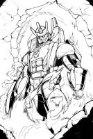 G1 Galvatron by beamer