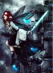 Queen of a Mad World by RomanticFae