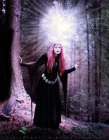 Lady Of The Forest by trinilovechild