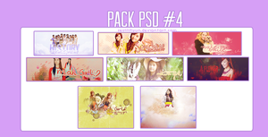 PackPSD#4 - You Are My Everything by SeoLiliHyun