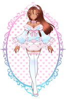 Heart Candy Outfit 35 (SOLD) by RumCandyAdopt