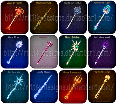 Wand adopts 2 (CLOSED) by Rittik-Designs