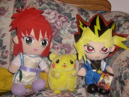 My Favorite Plushies by DracosDerpyHoof