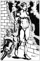 Don't Mess With Big Barda by KitoYoung