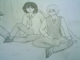 Friends by marauderforever by Remus-Lupin-Fanclub