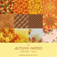 Autumn Papers by anitess