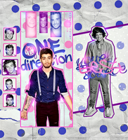 One Direction by ANCHOYS-AN