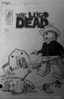 The Lego Dead by panblanco37