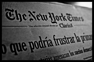 the new york times by demor
