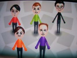 KiTH Miis :D by hatorade