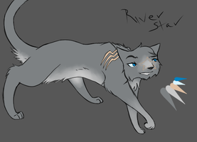 Riverstar ref by ninelivestwice