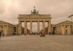 Brandenburger Tor 2010 by CathexisDk