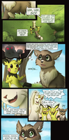 PMD-U: Lyrelight - Beginnings Pg 1 by MiaMaha