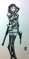 Lady Mechanika by BChing