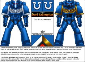 DR: Ultramarines by Koilungfish