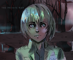 Armin by EphemeralxFantasy