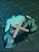 Metagross by porkchopsammie