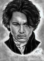 Johnny Depp -rework- by Lorelai82