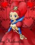 Queen of Hearts by HALsurfer