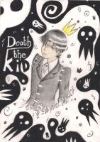 Death the Kid by TheMuzbo