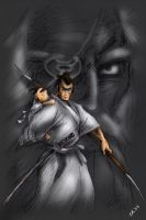 Lone Wolf and Cub by TheOutcast1821