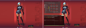 Arch Linux Red by MrPozeroff