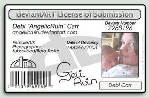 A New ID by AngelicRuin