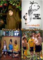 Diary of A Wimpy Kid TIGERM by TIGERM