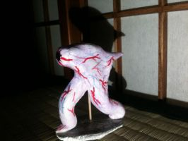 Silent Hill 3 numb body by tagtraeumender