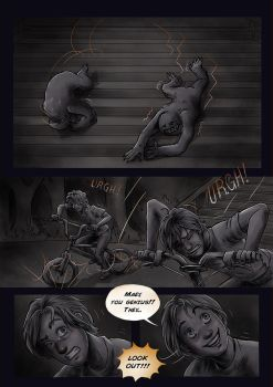 The Abyss - Prologue - pg 8 by Matiazi