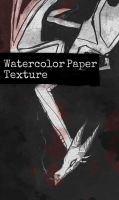 Watercolor Paper Texture! by lostSHAD3