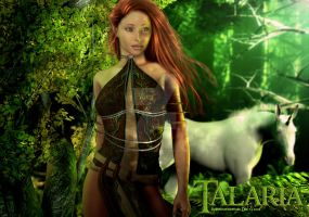 TALARIA by RainfeatherPearl