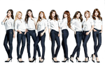 SNSD Png by StefannyC