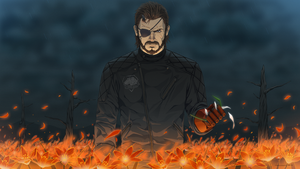 Phantom Pain by doubleleaf