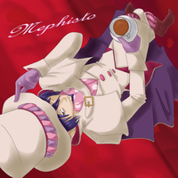 Ao no Exorcist: Mephisto by The-Blue-Deviant-Fox