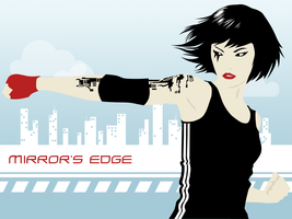Mirror's Edge by FeveredDreams
