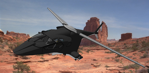 Future Airwolf concept complete by louielikespie