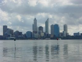 Perth by ashzstock