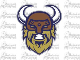 Vikings logo by MechanicalPumpkin